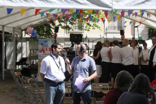 7 juillet 2012 20ans Kiosque à musique
