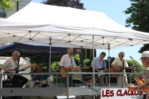 16 juin 2013 Les Clackos