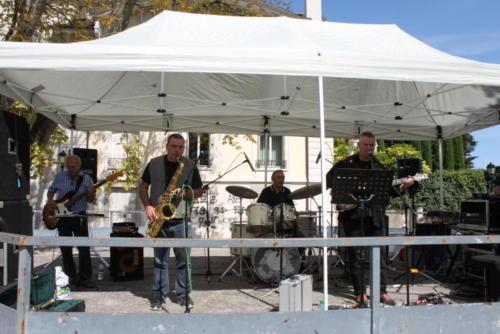 3 septembre 2017 Richard Memphis Band