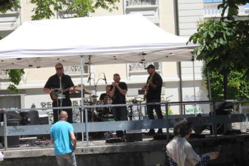 02.06.2019 The Swiss Crossroads Blues Band